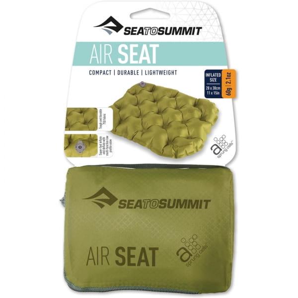 Sea to Summit Air Seat - Sitzkissen olive - Bild 3