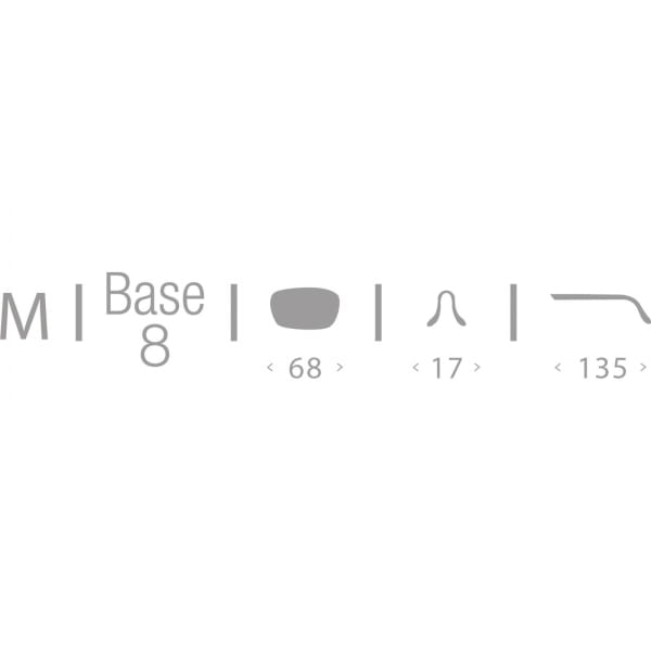 JULBO Outline Reactiv Performance 1-3  - Sonnenbrille - Bild 4