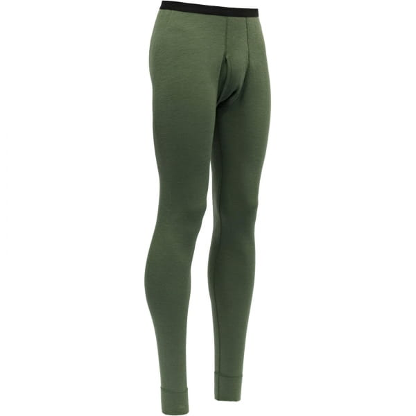 DEVOLD Expedition Man Long Johns with Fly - Unterhose forest - Bild 1