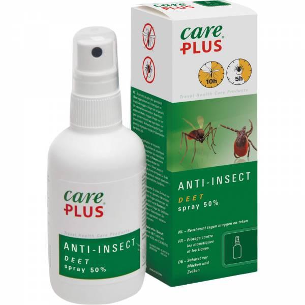 Care Plus Anti-Insect Deet Spray 50% - 200 ml - Bild 1
