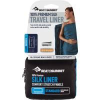 Vorschau: Sea to Summit Silk Stretch Liner Rectangular Standard - Bild 1