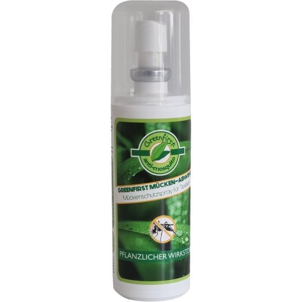 Greenfirst Mücken-Abwehr - Mückenschutz-Spray für Textilien - Bild 1