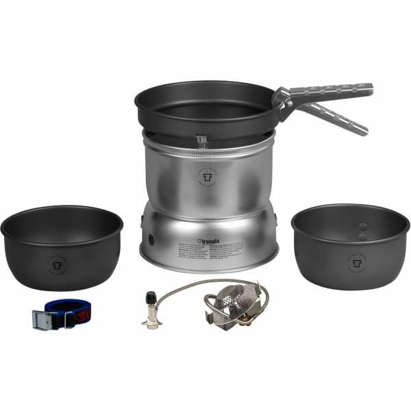 Trangia Sturmkocher Set klein - 27-7 UL-HA - Gas - ohne Wasserkessel - Bild 1
