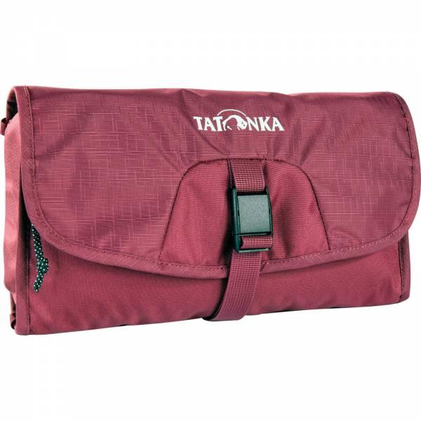 Tatonka Small Travelcare - Kulturtasche bordeaux red - Bild 5
