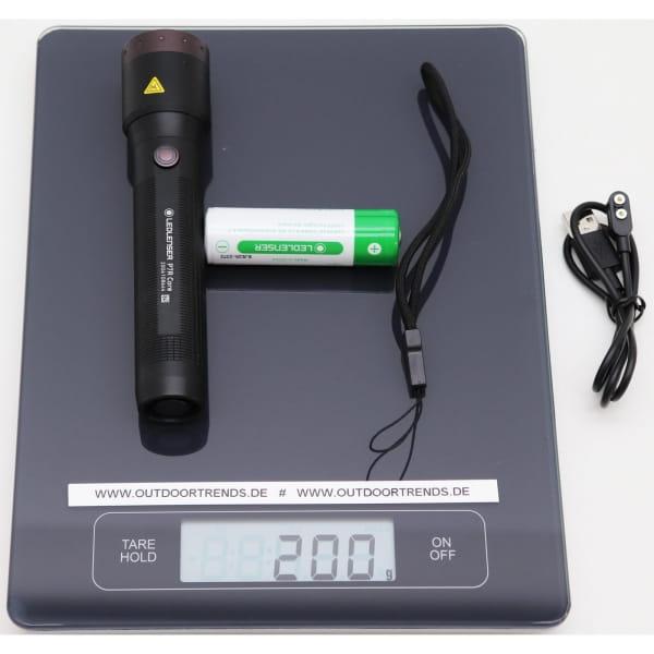 Ledlenser P7R Core - Taschenlampe - Bild 8
