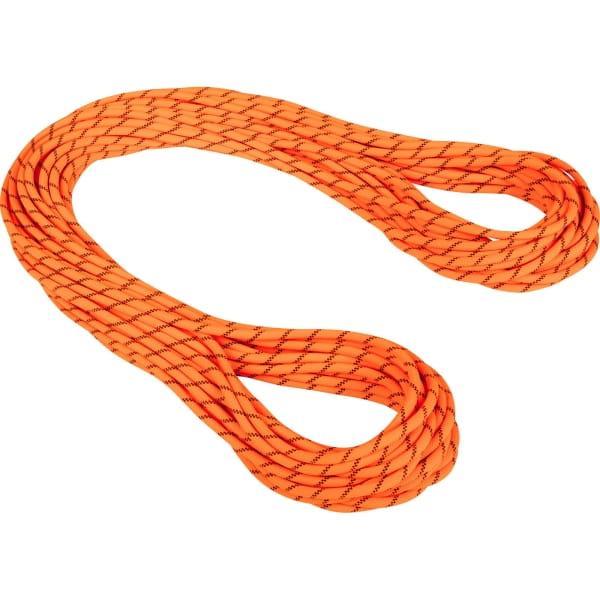 Mammut 8.7 Alpine Sender Dry Rope - Dreifachseil safety orange-black - Bild 3