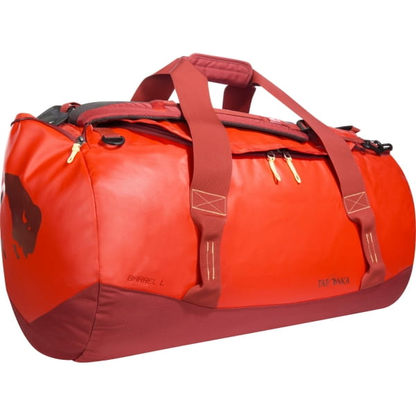 Tatonka Barrel L - Reisetasche red orange - Bild 9