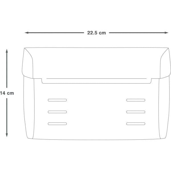 Apidura Racing Handlebar Mini Pack 2.5 L - Lenkertasche - Bild 4