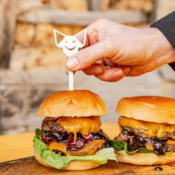 FENNEK Burgerspieße Set - Bild 5
