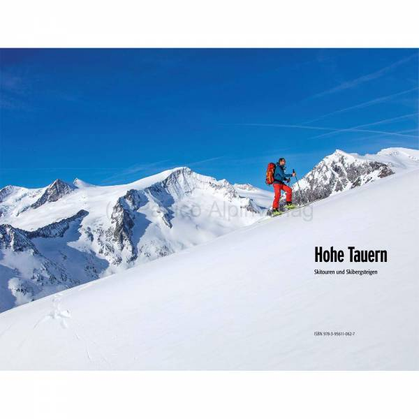 Panico Verlag Hohe Tauern - Skitourenführer - Bild 2