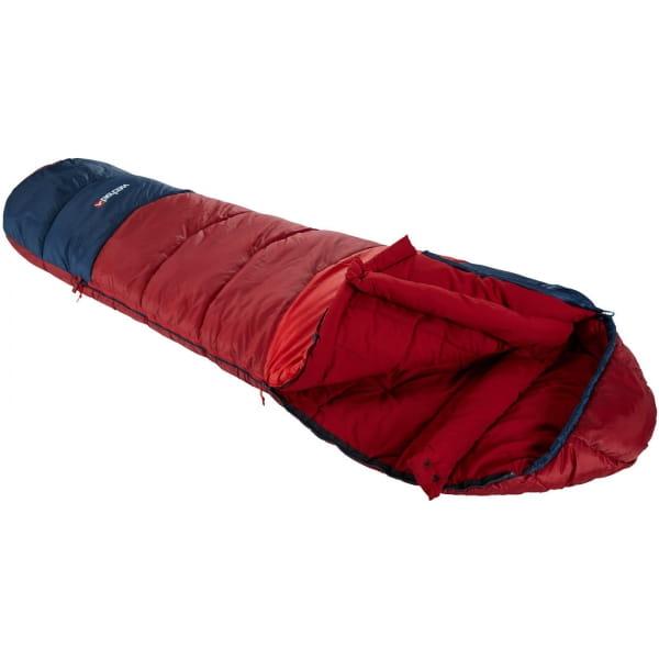 Wechsel Tents Stardust -5° M - Schlafsack red dahlia - Bild 7