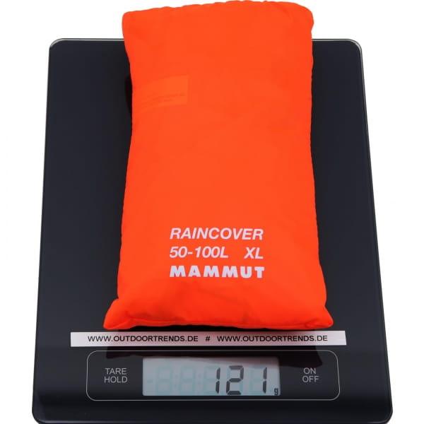 Mammut Raincover - Regenhülle vibrant orange - Bild 6