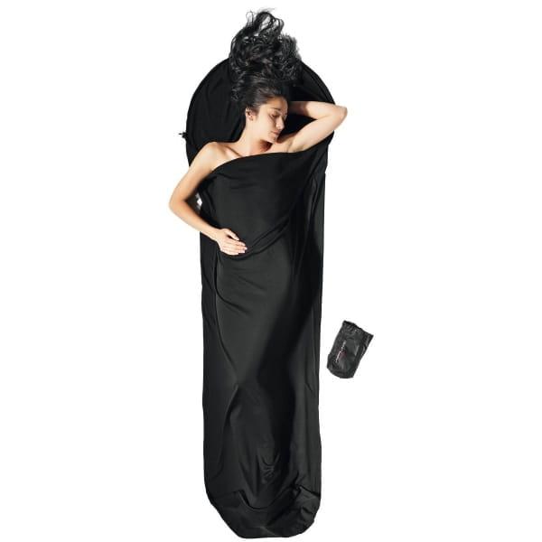 COCOON Merino Woll MummyLiner - Inlet schwarz - Bild 1