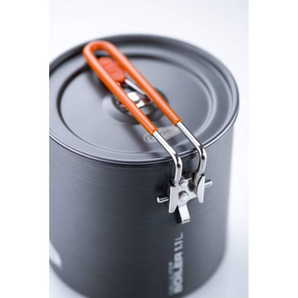 GSI Halulite 1.1 L Boiler - HA-Alu-Topf - Bild 1
