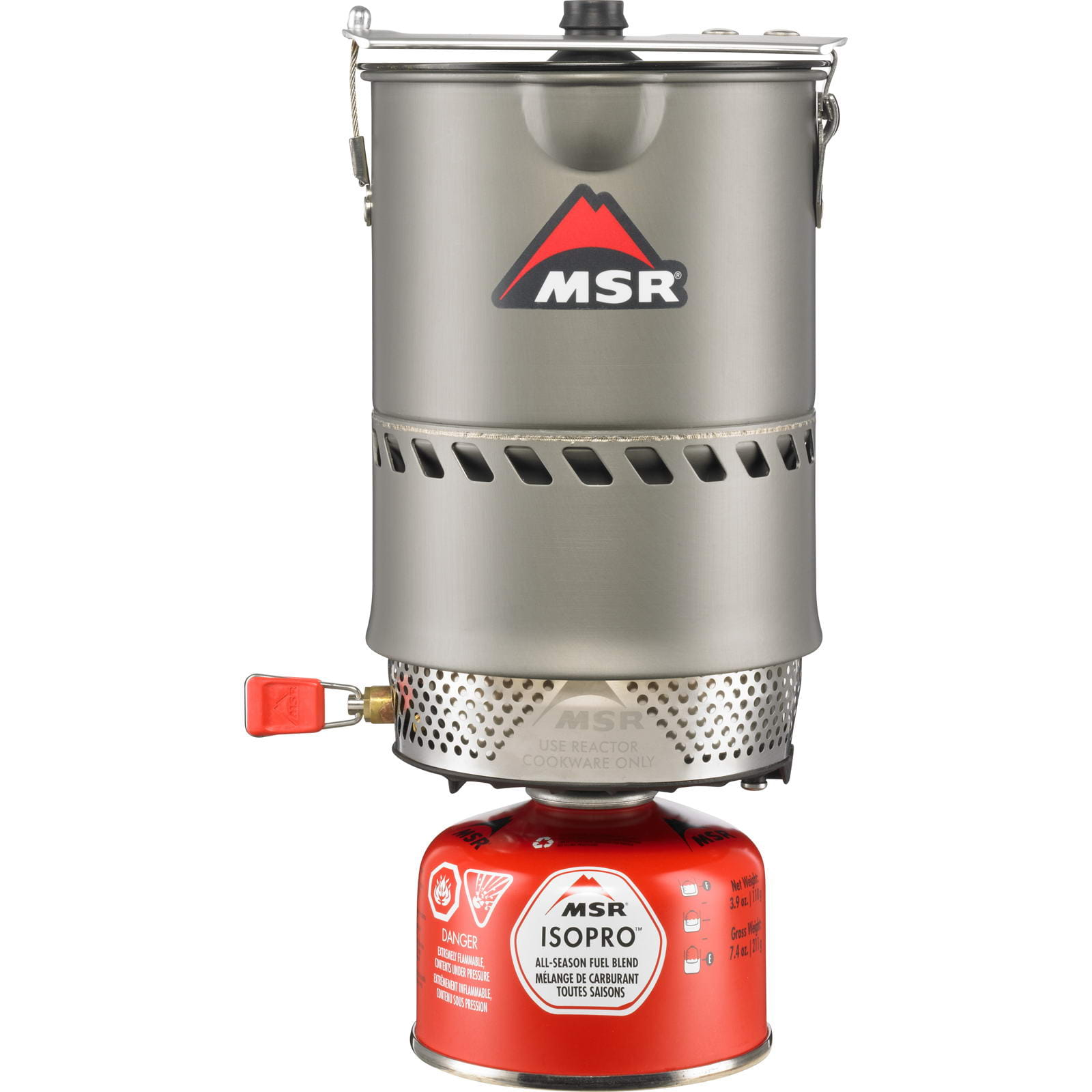 MSR Reactor® 1.0L Stove System - Kochersystem - Bild 3