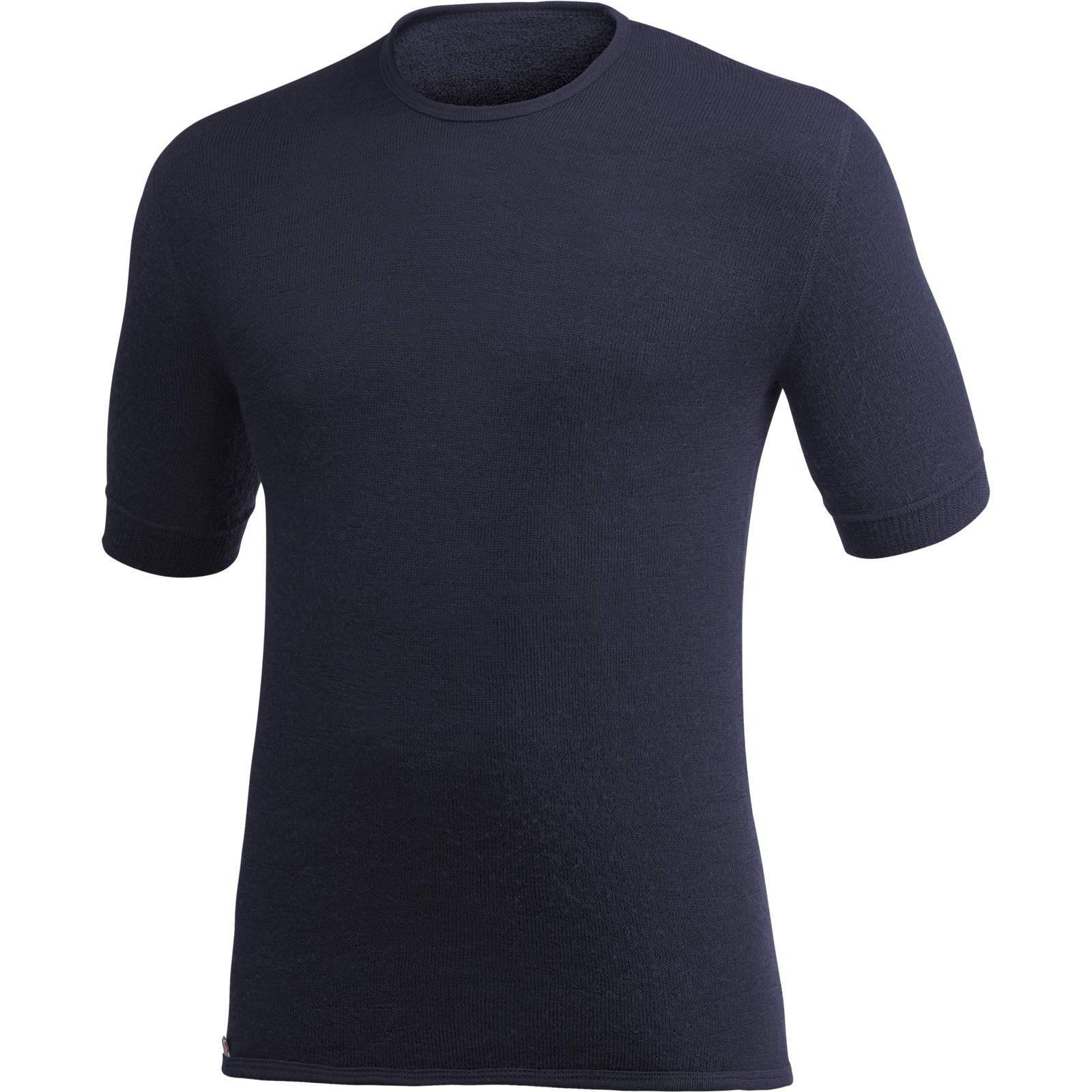Woolpower Tee 200 - T-Shirt dark navy L