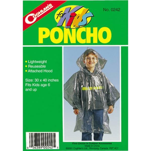 Coghlans Notfall-Poncho für Kinder - Bild 1