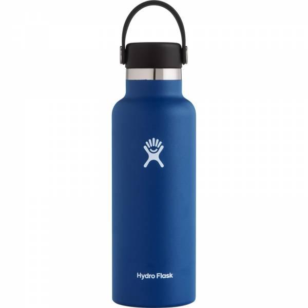 Hydro Flask 18 oz Standard Mouth - Thermoflasche cobalt - Bild 2