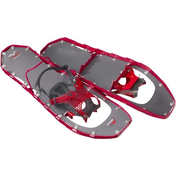 MSR Lightning Ascent 25 Women - Schneeschuhe raspberry - Bild 1