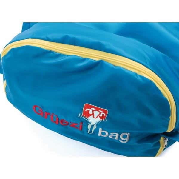 Grüezi Bag Kids Grow Colorful - Schlafsack für Kinder water - Bild 11