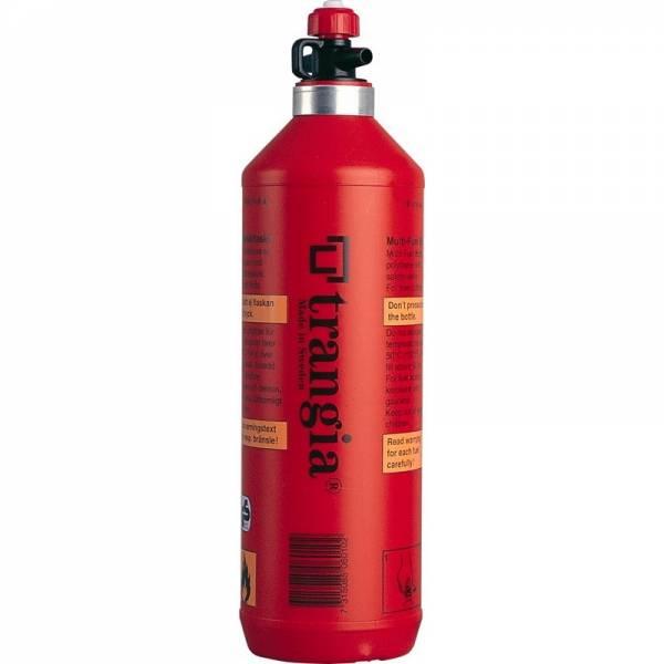Trangia Sicherheits-Brennstoffflasche 1000 ml rot - Bild 1
