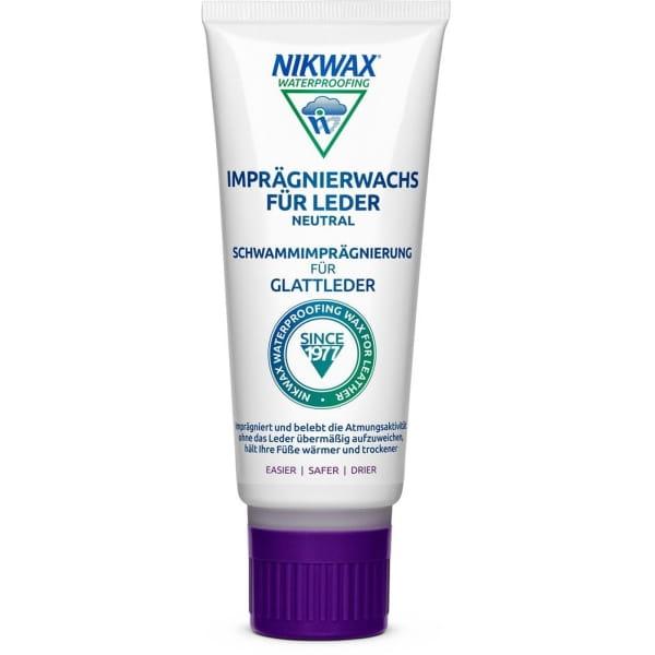Nikwax Imprägnierwachs für Leder - 100 ml - Bild 1