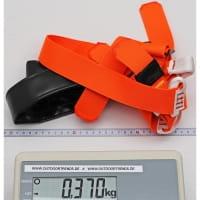 Vorschau: Petzl Supervanti - Speläologiegurt orange-schwarz - Bild 6