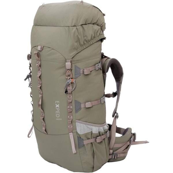 EXPED Expedition 80 XL - Reise-Rucksack olive grey - Bild 1