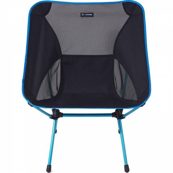 Helinox Chair One X-Large - Faltstuhl black-blue - Bild 4