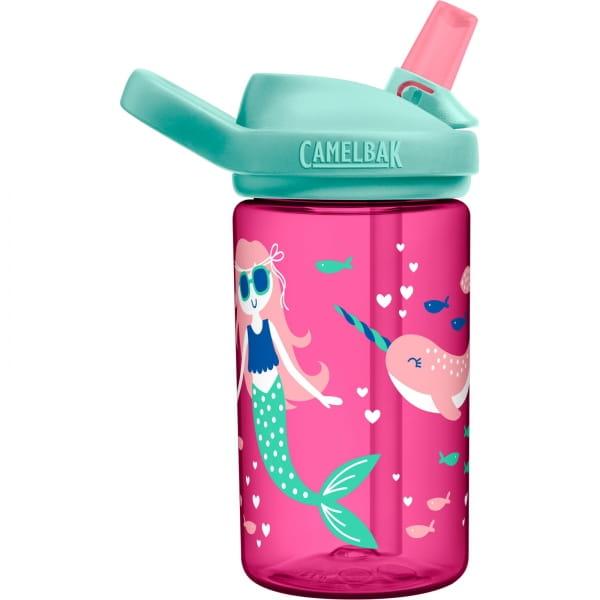 Camelbak Eddy+ Kids 14 oz - 400 ml Trinkflasche mermaids & narwhals - Bild 15