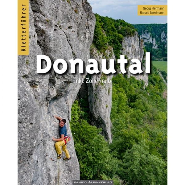 Panico Verlag Donautal - Kletterführer - Bild 1