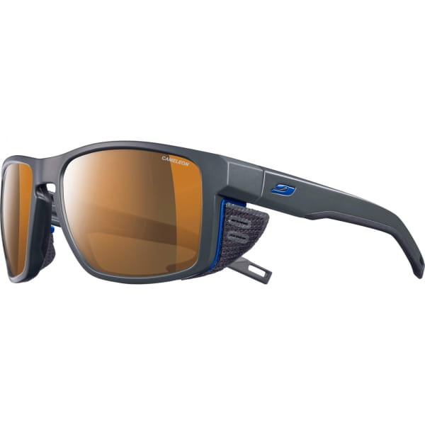 JULBO Shield Cameleon - Bergbrille dunkelgrau-schwarz-blau - Bild 4