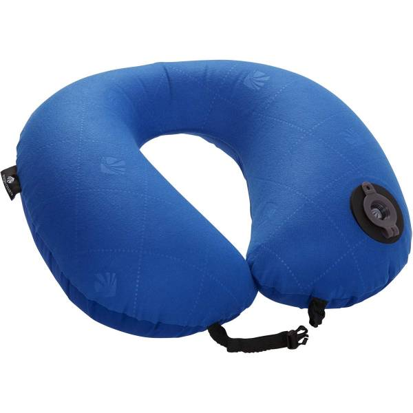 Eagle Creek Exhale Neck Pillow - Nackenkissen blue sea - Bild 1