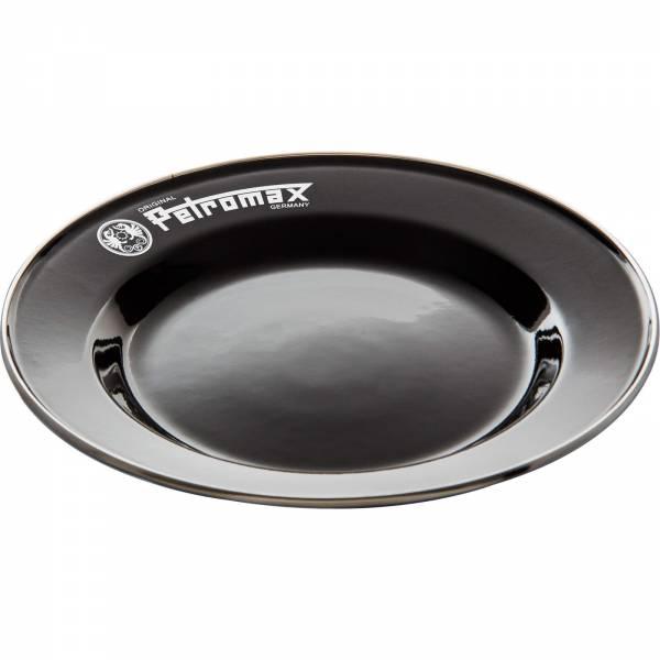 Petromax Emaille Teller schwarz - Bild 2