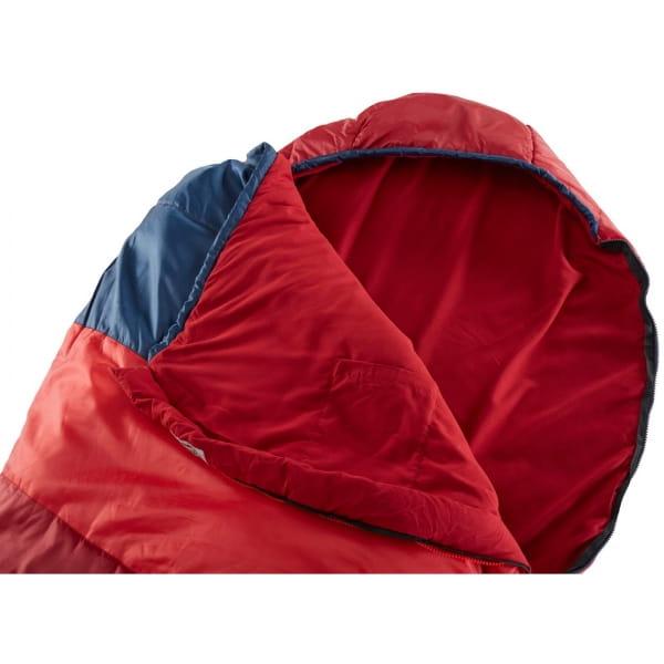 Wechsel Tents Stardust 10° M - Schlafsack red dahlia - Bild 16