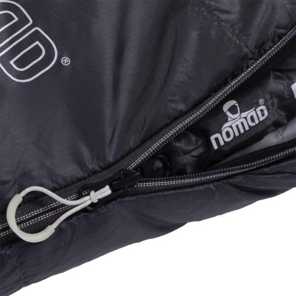 NOMAD Taurus 400 - Schlafsack dark grey - Bild 6