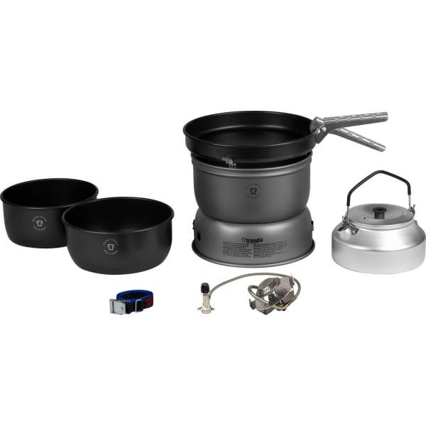 Trangia Sturmkocher Set groß - 25-6 HA - Gas - mit Wasserkessel - Bild 1