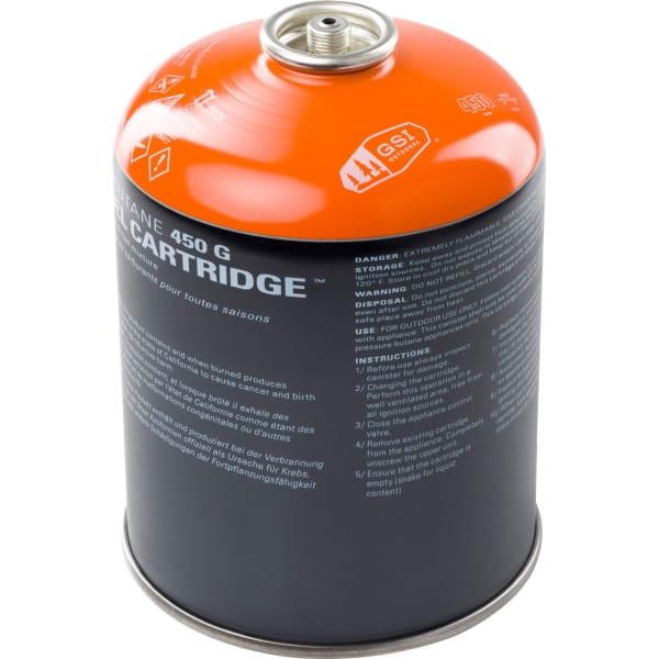 GSI ISO-Butane Gas Canister - Gaskartusche 450 g - Bild 3
