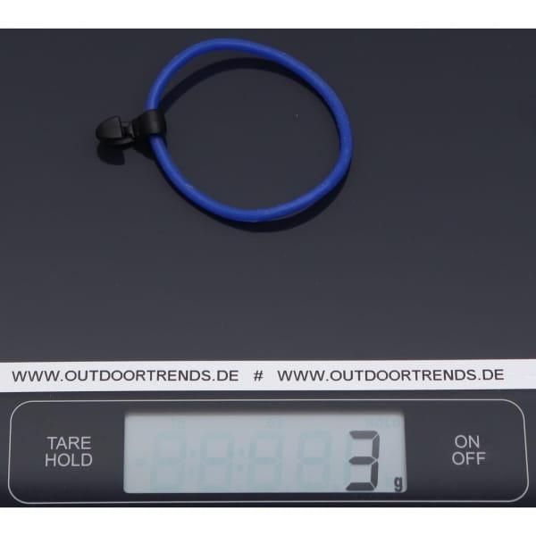Tatonka Silicone Strap Round - 9 cm Spanngummis - Bild 2