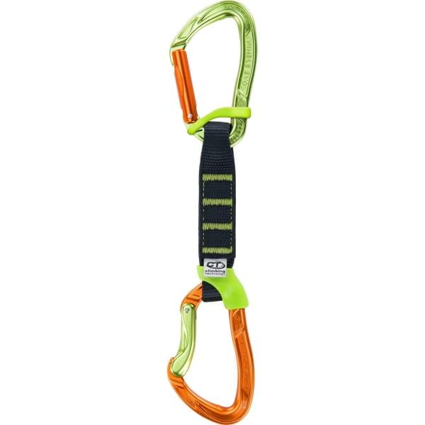 Climbing Technology Nimble Evo Pro Fixbar Set NY - Express-Set 12 cm - Bild 1