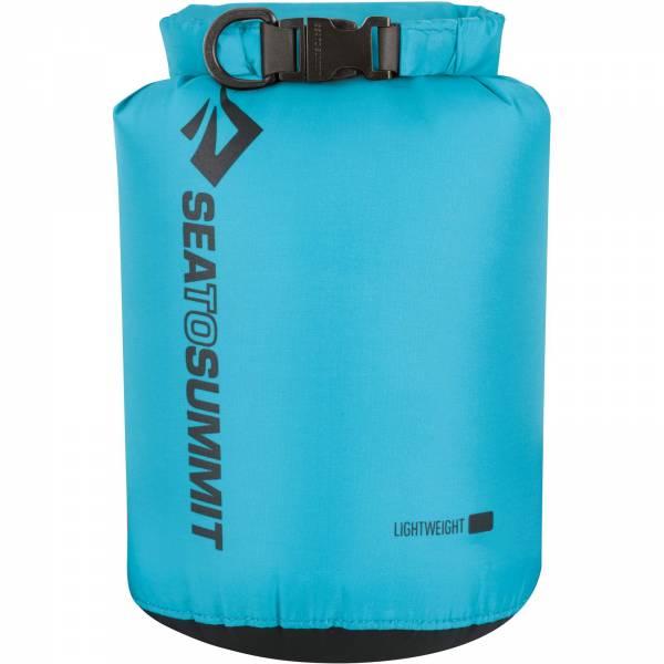 Sea to Summit Lightweight Dry Sack - wasserdichter Packsack blue - Bild 2
