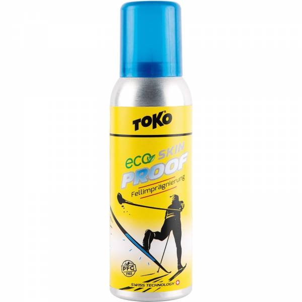 Toko Eco Skin Proof - Skifell-Imprägnierung - 100 ml - Bild 1