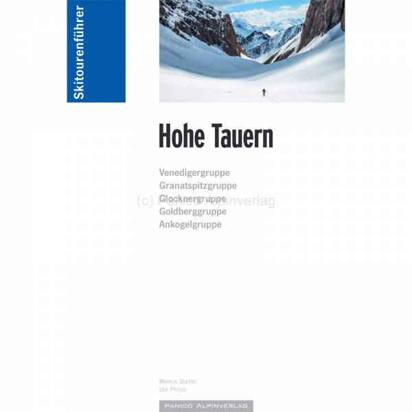 Panico Verlag Hohe Tauern - Skitourenführer - Bild 1