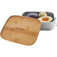 Vorschau: Tatonka Lunch Box I Bamboo 1000 ml - Edelstahl-Proviantdose stainless - Bild 3