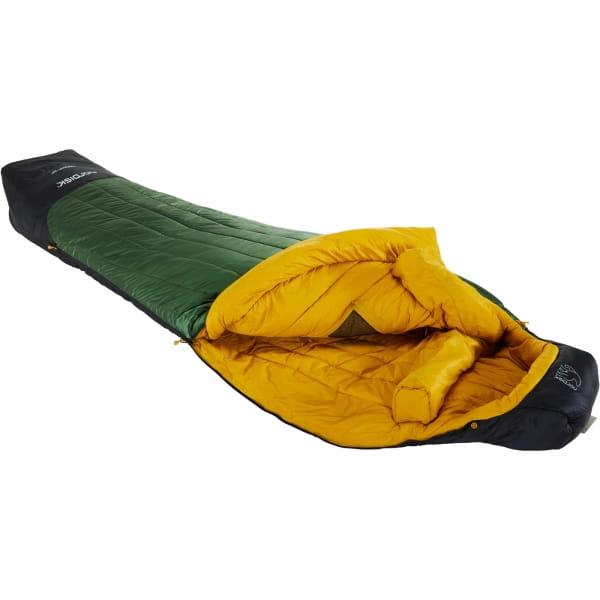 Nordisk Gormsson -20° Mummy - Winterschlafsack artichoke green-mustard yellow-black - Bild 1