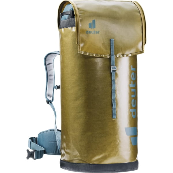 deuter Gravity Wall Bag 50 - Bigwall-Rucksack clay-arctic - Bild 1