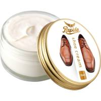 Rapide Schuhcreme für Glattleder - 50 ml