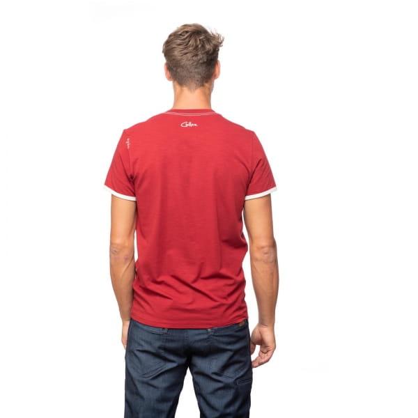 Chillaz Men's Retro Worry Less - T-Shirt dark red - Bild 11