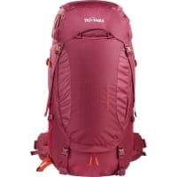 Vorschau: Tatonka Noras 55+10 Women - Trekkingrucksack bordeaux red - Bild 3
