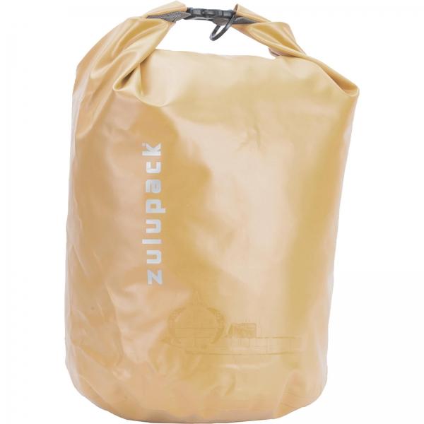 zulupack Tube - Packsack yellow - Bild 15